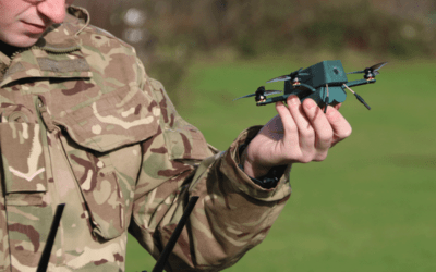 UK MOD ACQUIRE LATEST NANO DRONE TECHNOLOGY FROM UAVTEK