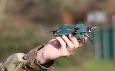BAE Systems collaborates to develop nano bug drone – Aero-Mag
